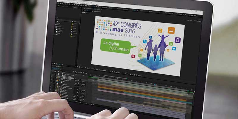 formation after effects Lyon Paris