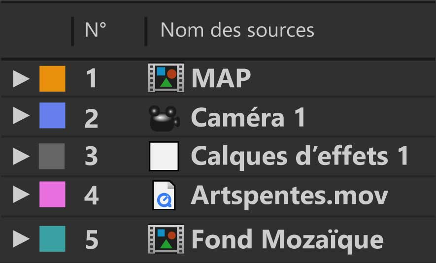 composition formation after effects Lyon Paris