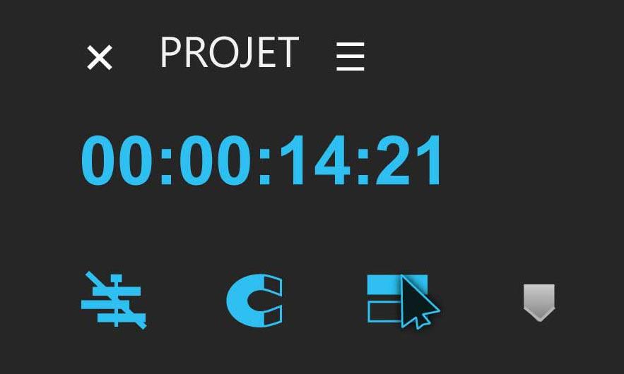 timecode formation premiere pro Lyon Paris