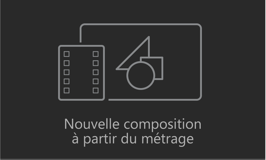 nouvelle composition formation after effects Lyon Paris